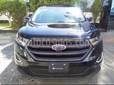 Ford Edge Sport usado (2018) color Negro Profundo precio $520,000