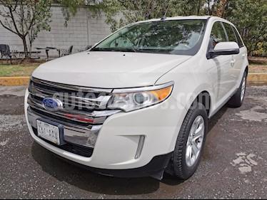 Ford Edge SE usado (2012) color Blanco Platinado precio $170,000