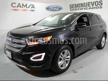 Ford Edge 5p SEL V6/3.5 Aut usado (2015) color Negro precio $279,900