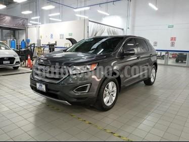 Ford Edge 5p SEL V6/3.5 Aut usado (2015) color Gris precio $295,000