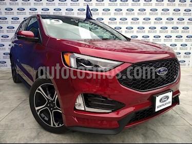 Ford Edge ST usado (2019) color Rojo precio $799,900