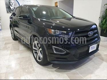 Ford Edge Sport usado (2017) color Negro precio $465,000
