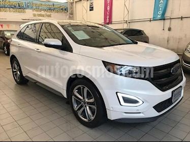 Foto Ford Edge Sport usado (2016) color Blanco precio $398,000