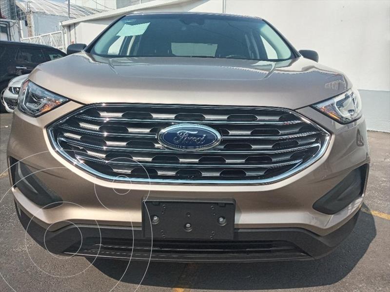Foto Ford Edge SEL PLUS 2.0L GTDI usado (2020) color Beige precio $579,000