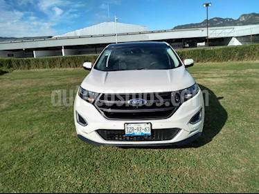 Ford Edge Sport usado (2016) color Blanco Platinado precio $379,000