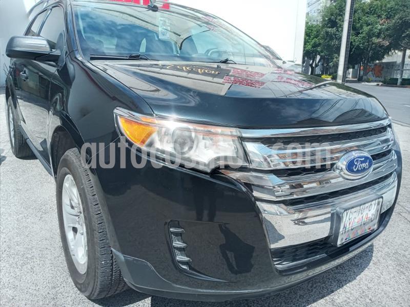 Ford Edge SE usado (2013) color Negro Profundo precio $169,000