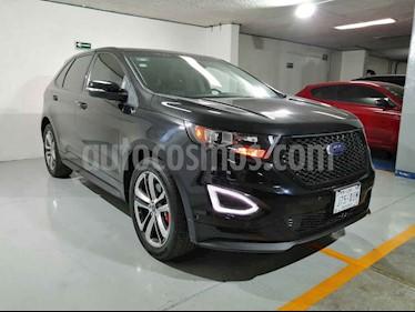 Foto Ford Edge Sport usado (2018) color Negro precio $549,900