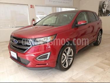 Ford Edge Sport usado (2018) color Rojo precio $510,000
