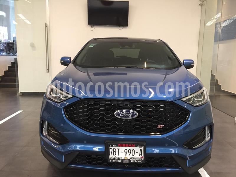 Ford Edge Sport usado (2019) color Azul precio $745,500
