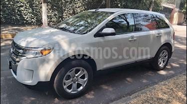 Ford Edge 5p SEL aut usado (2012) color Blanco precio $168,000