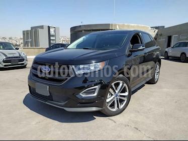 Ford Edge 5p Sport V6/2.7/T Aut usado (2018) color Negro precio $520,000