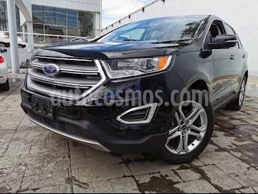 Ford Edge Titanium usado (2018) color Negro Profundo precio $495,000