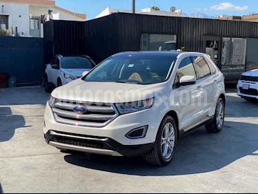Ford Edge Titanium usado (2017) color Blanco precio $389,800