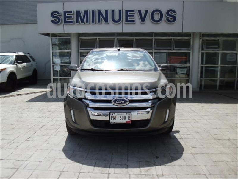 Ford Edge 5P SEL V6 3.5 AUT usado (2014) precio $218,000