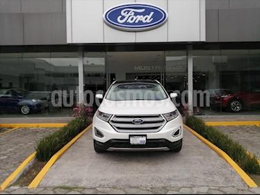 Ford Edge Titanium usado (2016) color Blanco precio $414,000