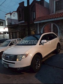 Ford Edge Limited  usado (2008) color Blanco precio $100,000