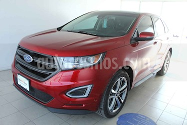 Ford Edge 5p Sport V6/2.7/T Aut usado (2018) color Rojo precio $505,000