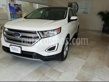Ford Edge Titanium usado (2015) color Blanco precio $315,000