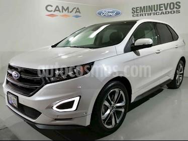 Ford Edge Sport usado (2018) color Blanco precio $479,900