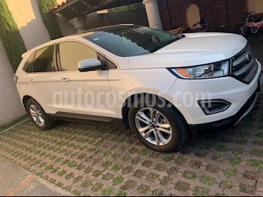 Ford Edge SEL usado (2016) color Blanco precio $350,000