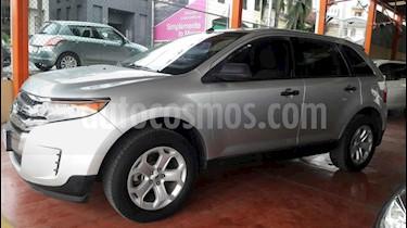 Ford Edge SE usado (2013) color Plata precio $172,000