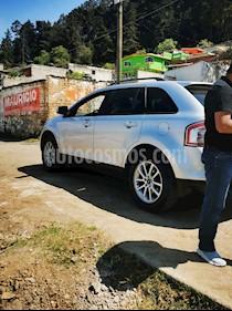 Ford Edge SEL usado (2010) color Plata precio $135,000