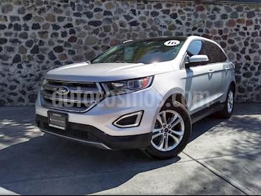 Ford Edge SEL PLUS usado (2016) color Plata precio $285,000