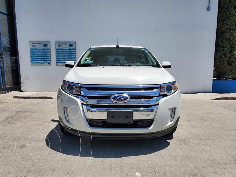 Foto Ford Edge SEL PLUS usado (2013) color Blanco precio $200,000