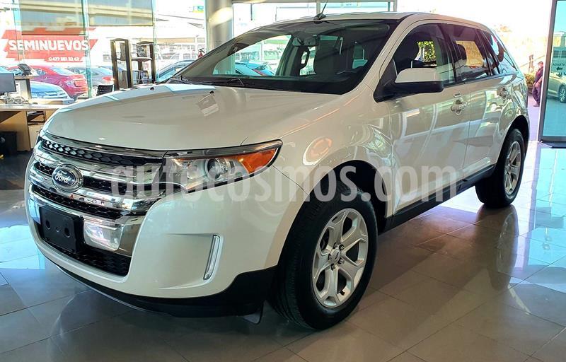 Ford Edge SEL usado (2014) color Blanco precio $228,000