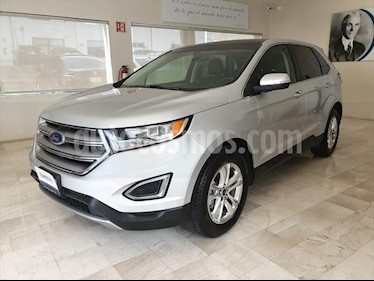 Foto Ford Edge SEL Plus usado (2016) color Plata precio $349,000