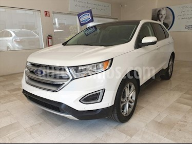 Ford Edge Titanium usado (2015) color Blanco precio $319,000
