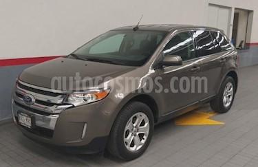 Ford Edge SEL usado (2013) color Marron precio $209,000