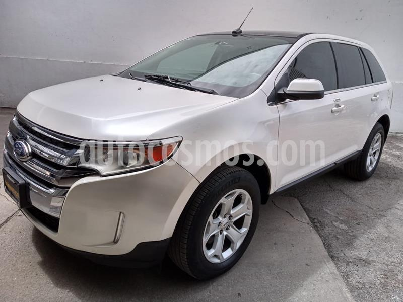 Ford Edge Limited usado (2013) color Blanco Platinado precio $225,000