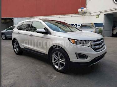 Ford Edge Titanium usado (2016) color Blanco precio $350,000