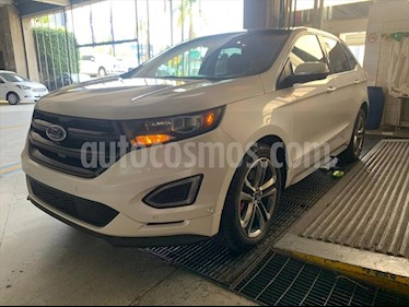 Ford Edge Sport usado (2017) color Blanco precio $459,000