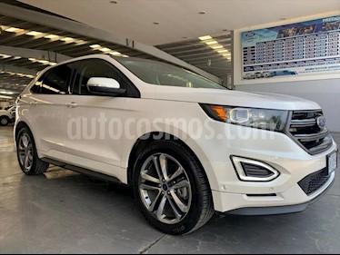Ford Edge Sport usado (2017) color Blanco precio $449,000