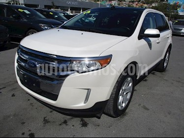 Ford Edge Limited usado (2014) color Blanco precio $242,000