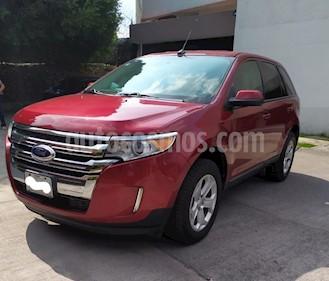 Ford Edge SEL usado (2013) color Rojo Rubi precio $205,000