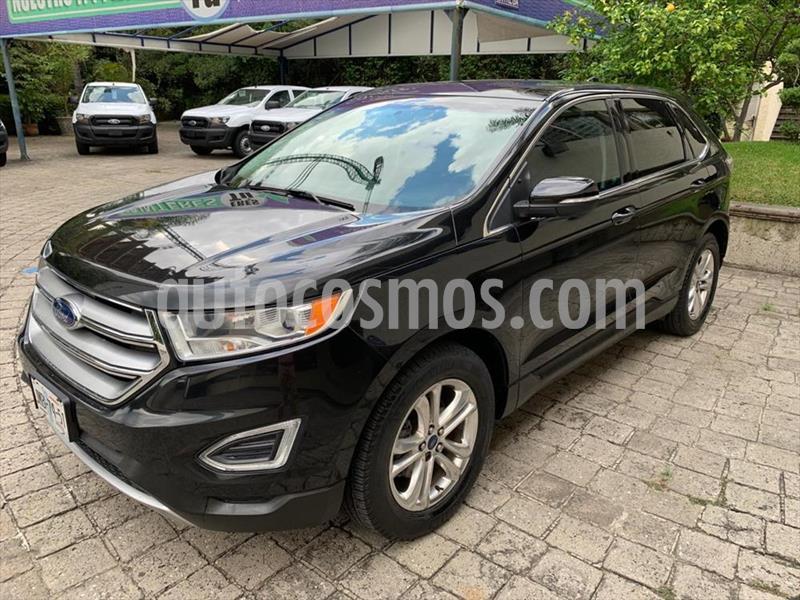 Ford Edge SEL Plus usado (2015) color Negro precio $339,000