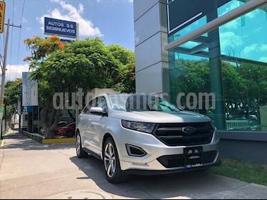 Ford Edge Sport usado (2016) color Plata precio $399,000