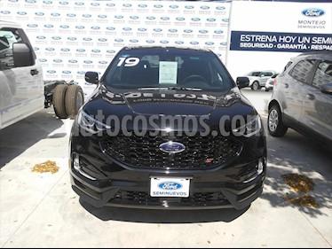 Foto Ford Edge ST usado (2019) color Negro precio $775,000