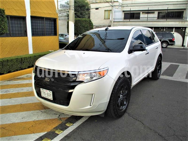 Ford Edge SEL usado (2011) color Blanco Sueco precio $149,900