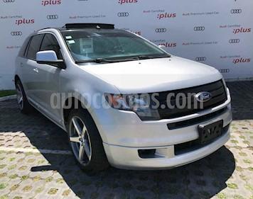 Ford Edge Sport usado (2010) color Plata precio $189,001
