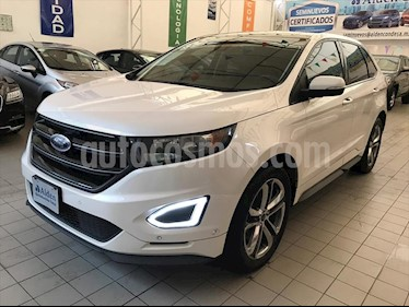Ford Edge Sport usado (2016) color Blanco precio $398,000
