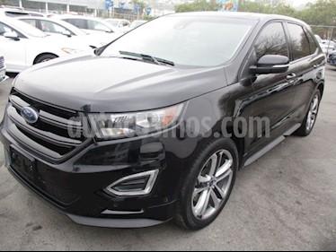 Ford Edge Sport usado (2016) color Negro precio $389,000