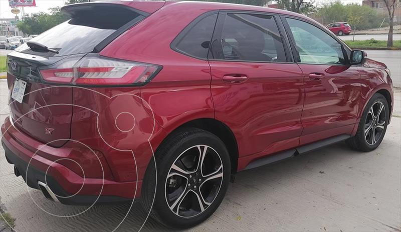 Foto Ford Edge ST usado (2019) color Rojo precio $650,000