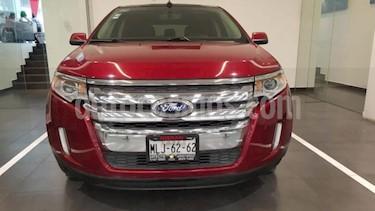 Ford Edge 5P LIMITED V6/3.5 AUT usado (2013) color Rojo precio $255,000
