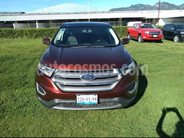 Foto Ford Edge SEL PLUS usado (2015) color Bronce precio $299,000