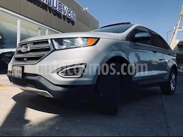 Ford Edge SEL Plus usado (2017) color Plata precio $408,000
