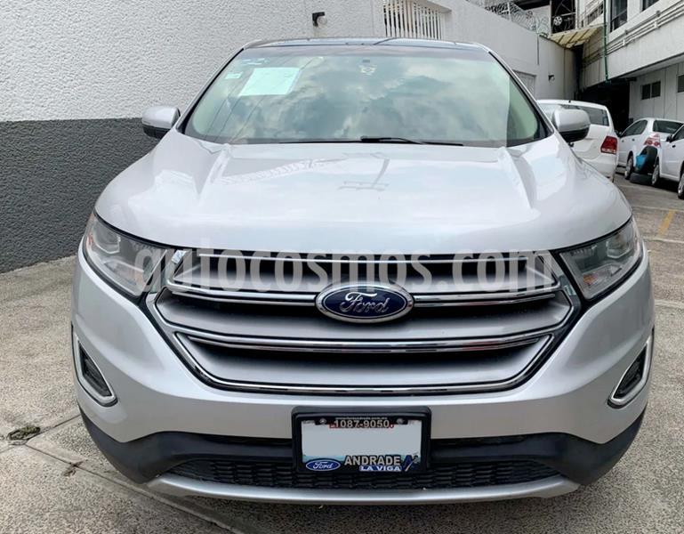 Ford Edge SEL Plus usado (2017) color Plata Dorado precio $357,000